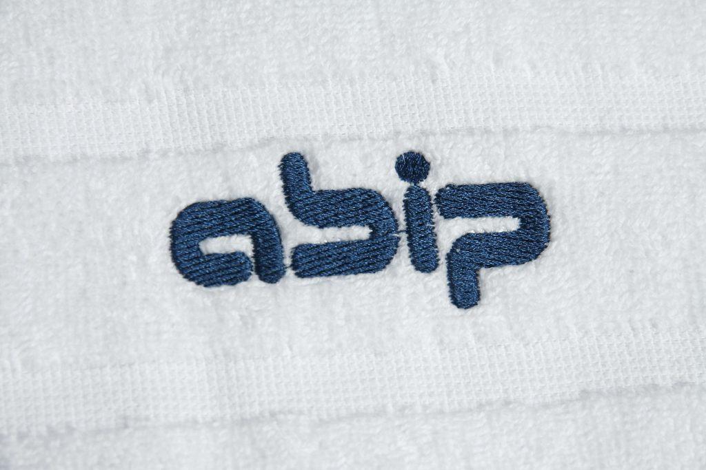 abip logo ręcznik